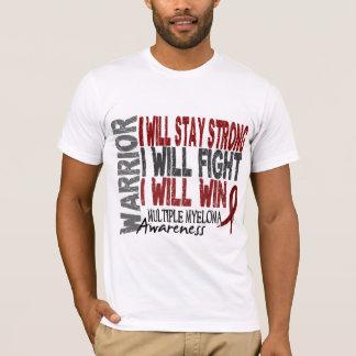 Camiseta Guerreiro do mieloma múltiplo