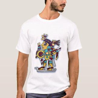 Camiseta guerreiro do mixtec