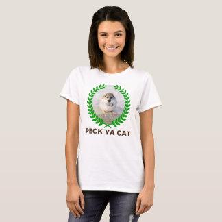 Camiseta Guerreiro do pardal - Peck customizável engraçado