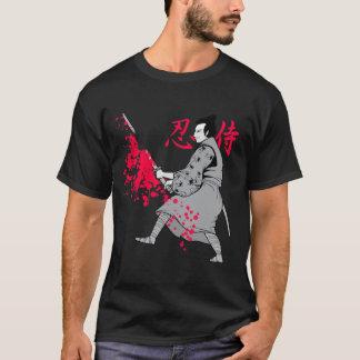 Camiseta Guerreiro do samurai