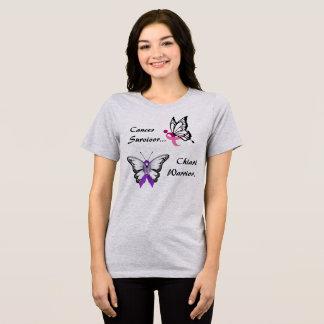 Camiseta Guerreiro dobro