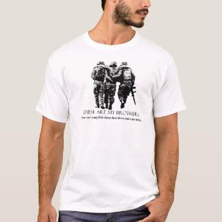 Camiseta Guerreiro ferido