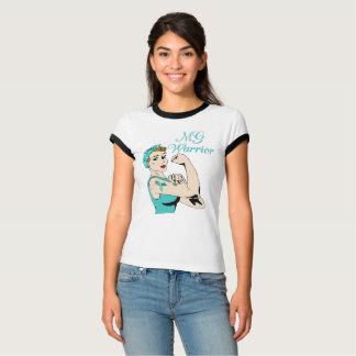 Camiseta Guerreiro forte de MG da estada