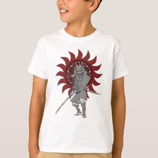 Camiseta Guerreiro Japão do samurai