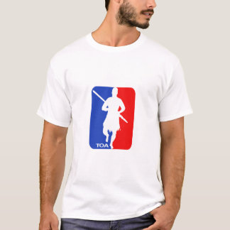 Camiseta Guerreiro maori do TOA