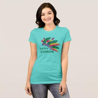 Camiseta Guerreiro nativo