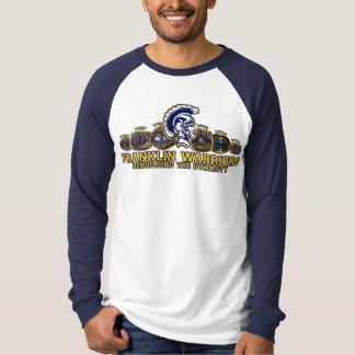 Camiseta Guerreiros de Franklin