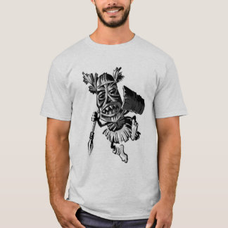 Camiseta Guerreiros tribais