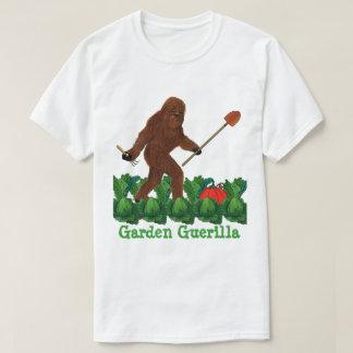 Camiseta Guerrilha do jardim