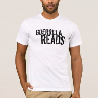 Camiseta GuerrillaReads T
