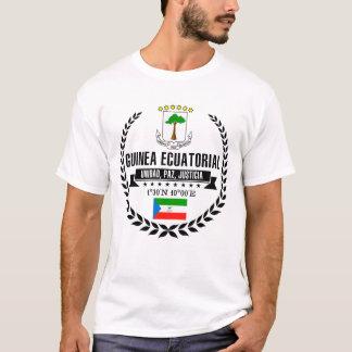 Camiseta Guiné Equatorial