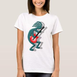 Camiseta Guitarra de Kokopelli