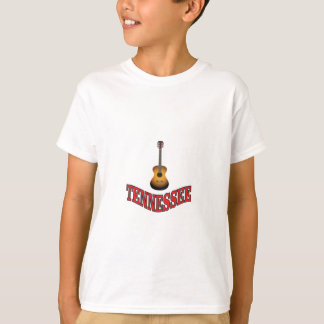 Camiseta Guitarra de Tennessee