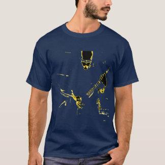 Camiseta Guitarrista do metal