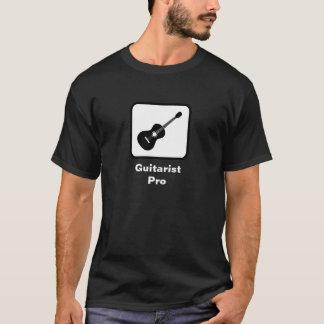 Camiseta Guitarrista pro (escuro)