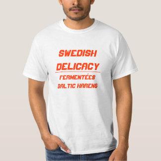 Camiseta Guloseima sueco que surstrømming