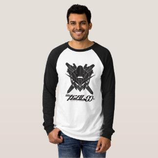 Camiseta gundam preto