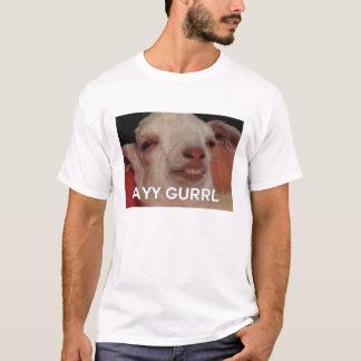 Camiseta gurrl ayy