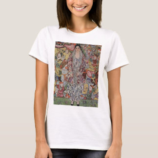Camiseta Gustavo Klimt - arte da cerveja de Fredericke