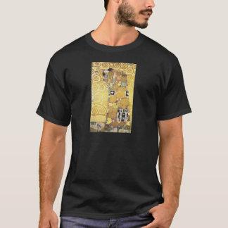 Camiseta Gustavo Klimt - o abraço - trabalhos de arte