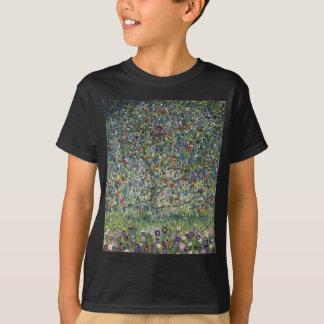 Camiseta Gustavo Klimt - pintura da árvore de Apple