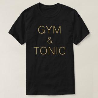 Camiseta Gym e tónico