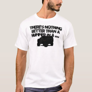 Camiseta H3, lá não é nada melhor do que Hummer no…