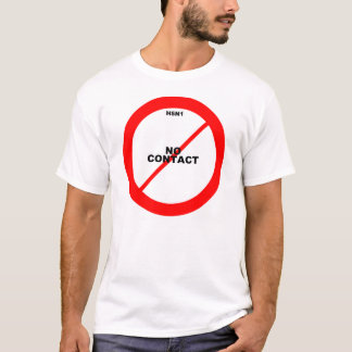Camiseta H5N1 nenhum contato