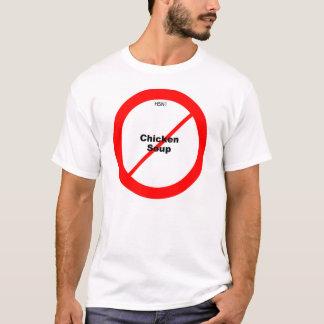 Camiseta H5N1 nenhuma canja de galinha