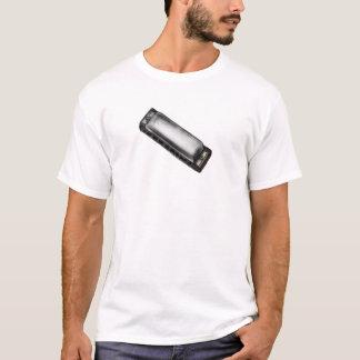 Camiseta H é para a harmônica