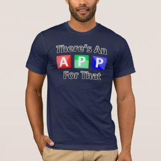Camiseta Há um App para aquele