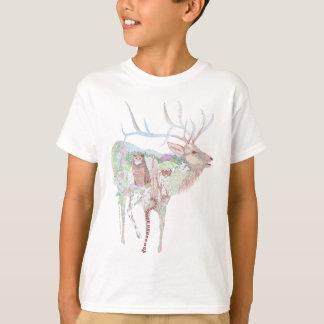 Camiseta Habitat do prado dos alces