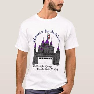 Camiseta Habitat para a nobreza