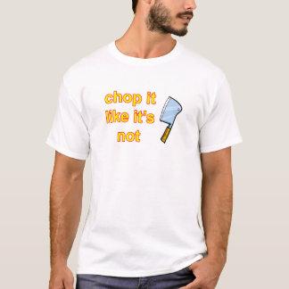 Camiseta hackmesser