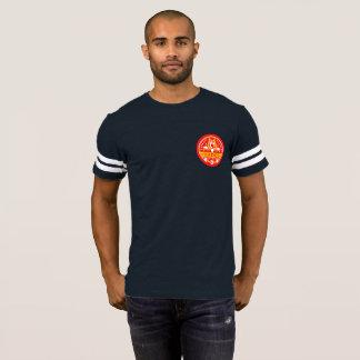 Camiseta Hades uniu o futebol
