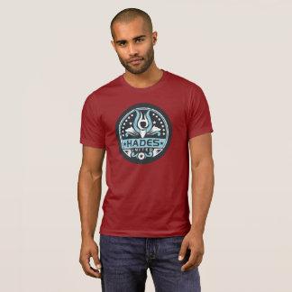 Camiseta Hades uniu o vermelho