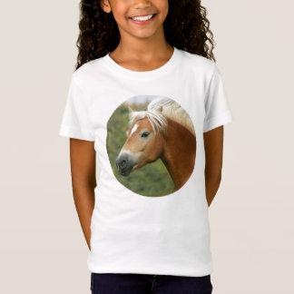 Camiseta Haflinger caçoa o t-shirt