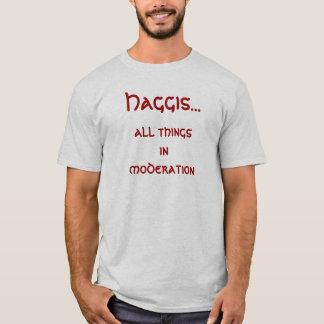 Camiseta Haggis…, todas as coisas na moderação
