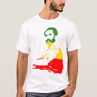 Camiseta Haile Selassie