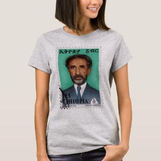 Camiseta Haile Selassie império of Ethiopia Rastafari Shirt
