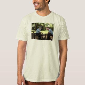 Camiseta Hambone não tem nenhum limite no parque