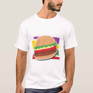 Camiseta Hamburger