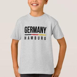 Camiseta Hamburgo Alemanha