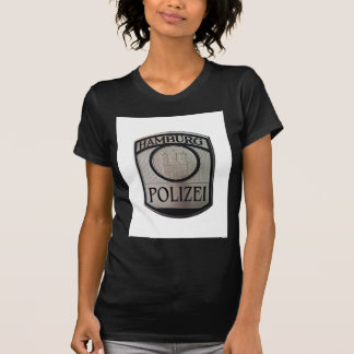 Camiseta Hamburgo Polizei