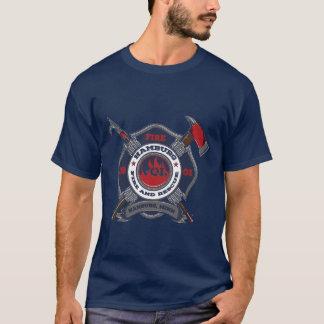 Camiseta Hamburgo, serviço do fogo de Minn