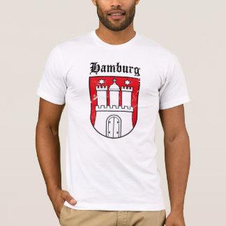 Camiseta Hamburgo Wappen