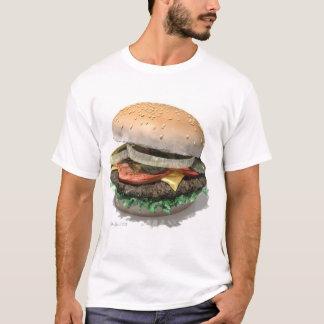 Camiseta Hamburguer perfeito