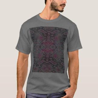 Camiseta HAMbWG - t-shirt - design da pele de cobra