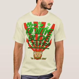 Camiseta Hamchan verde M-pequeno