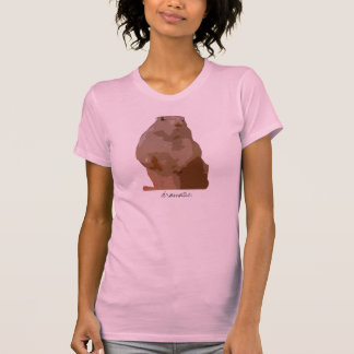 Camiseta Hamster dramático